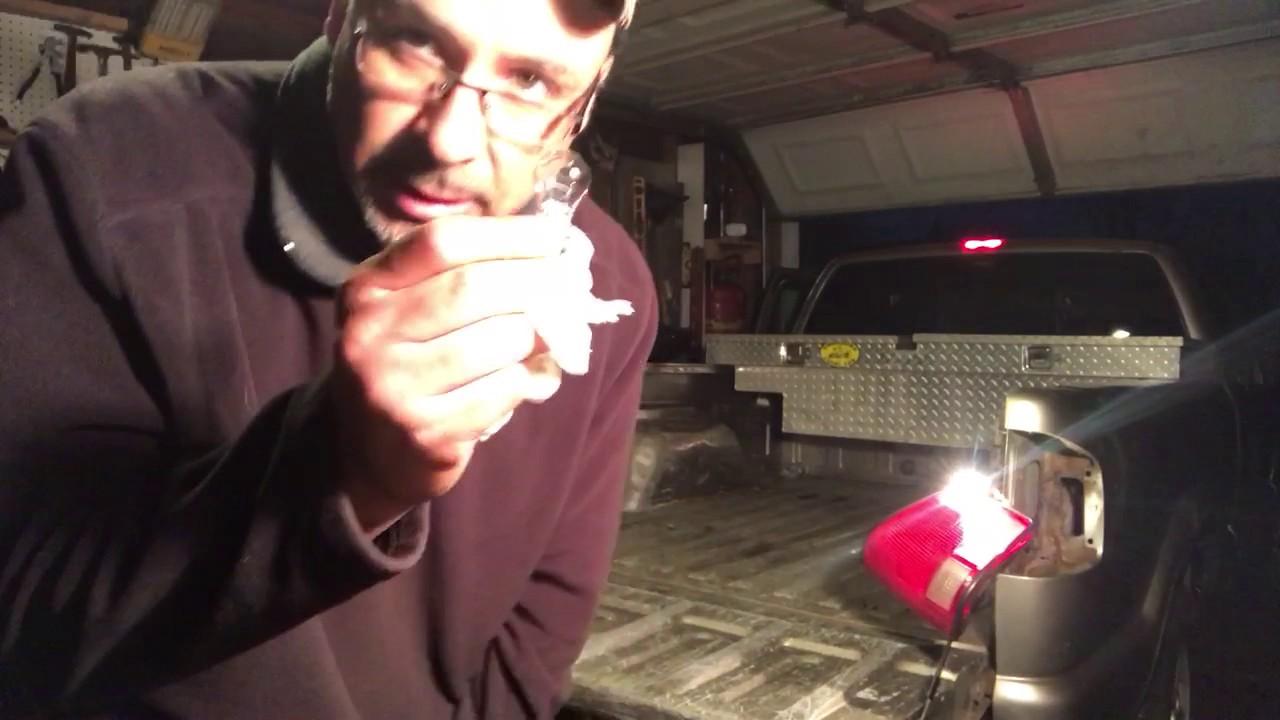 chevy s 10 brake light problem [ 1280 x 720 Pixel ]