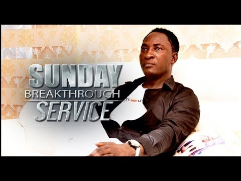 SUNDAY BREAKTHROUGH SERVICE (25TH AUGUST 2019) LIVE WITH SNR. PROPHET JEREMIAH O. FUFEYIN