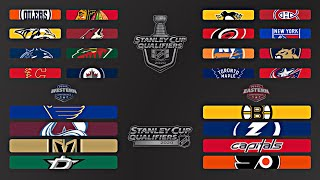 2020 Stanley Cup Playoffs | Round Robin & Qualifying Round | Every Goal