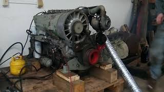 Deutz Diesel BF6L913 - 6 Cylinder Deutz 913 Turbo