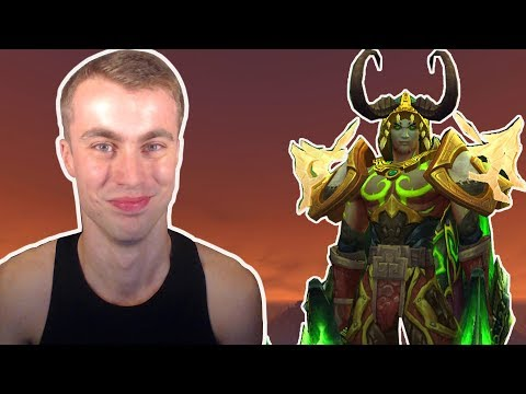 Vengeance Demon Hunter BFA Beta Talents Overview and Temple of Sethraliss tanking