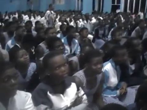 FAYDI GHANA - MEANINGFUL LEARNING WITH TECHNOLOGY BY MR. DOMINIC DAMOAH OF VVU PART 1