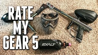 Rate My Gear #5 | Player Gear Bag Reviews | Lone Wolf Paintball Michigan