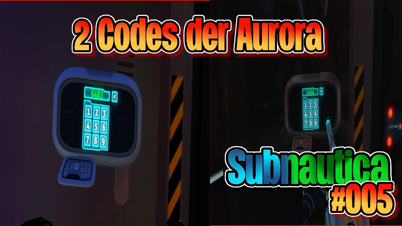 Subnautica 2 codes der aurora subnautica map ger005 youtube subnautica 2 codes der aurora subnautica map ger005 malvernweather Choice Image