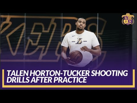 ISU's Horton-Tucker signs deal with Lakers