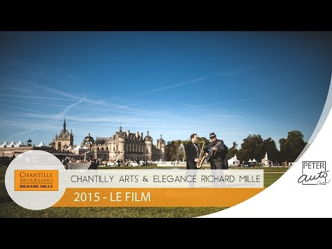 Film - Chantilly Arts et Elegance Richard Mille