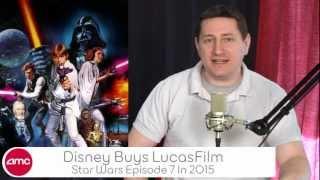 Disney Buys LucasFilm, Star Wars Episode 7 In 2015