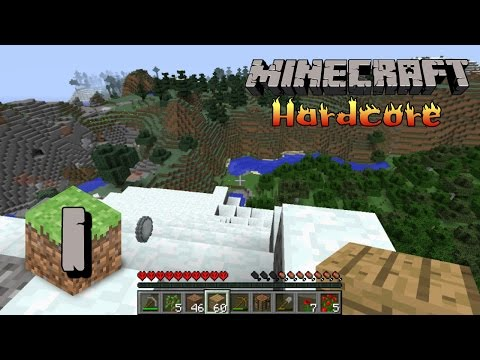 Minecraft Hardcore ITA [Parte 1 - L'inizio della fine]