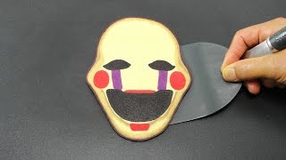 PANCAKE - Five Nights at Freddy's PUPPET MASTER