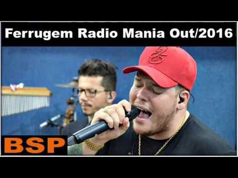 Ferrugem Radio Mania Ao Vivo 19-10-2016 BSP