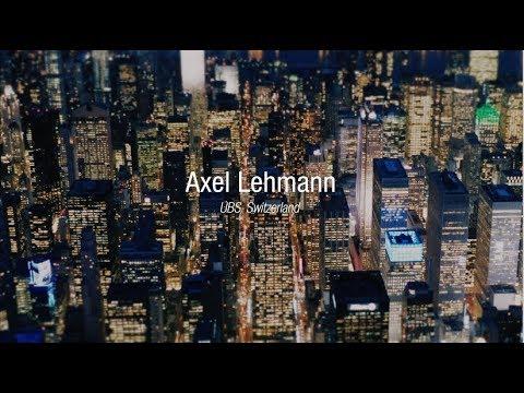 Axel Lehmann on Financial and Monetary Systems