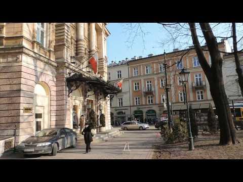 Europe Trip; Krakow (Poland), Prague (Czech Republic), Bratislava(Sovakia)