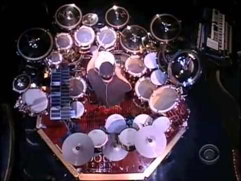 Jake Dill - Neil Peart from Rush Has Died. Here's His Epic Drum Solo from Letterman