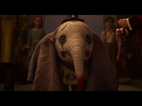 Dumbo - Trailer 2 español (HD)