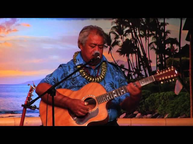 """Kilakila 'O Haleakala"" @SlackKeyShow George Kahumoku Jr Hawaiian Slack Key Guitar Master"