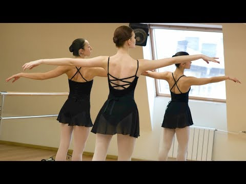 Ballet Summer School 2014 St. Petersburg Russia