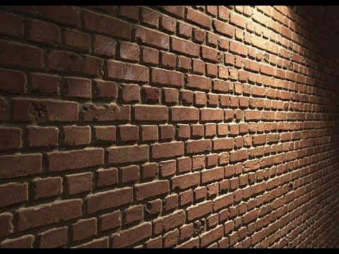 Создание фотореалистичной кирпичной стены в 3ds max