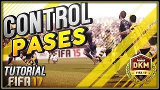FIFA 17 & Ultimate Team: TUTORIAL PASES AL HUECO Y EL NUEVO PASE DIRIGIDO (DRIVEN PASS)