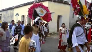 Convite del Sr del Jacal 2014 en San Pablo Huixtepec