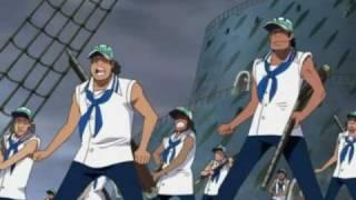 AMV One Piece (Небо)