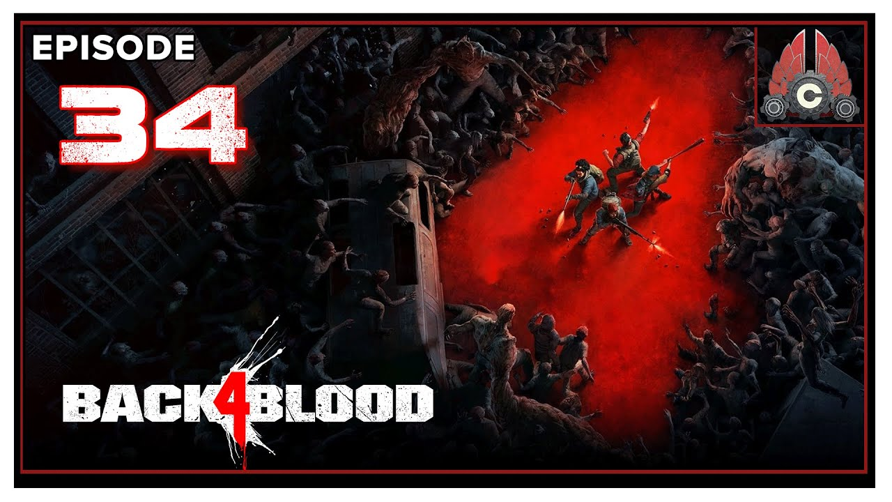 CohhCarnage Plays Back 4 Blood Full Release - Episode 34