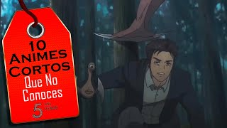10 Animes Cortos Que Te Quitarán El Sueño Y Que Quizás No Hayas Visto Lat 11