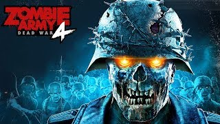 Zombie Army 4 Dead War All Cutscenes (Game Movie) 1080p 60FPS