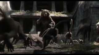 Тизер-трейлер «Книги джунглей» (THE JUNGLE BOOK) РУССКИЕ СУБТИТРЫ