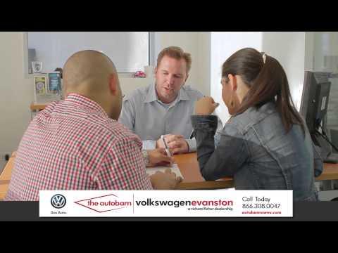 New Cars Autobarn VW Evanston
