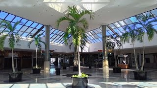 DEAD MALL SERIES : Hickory Ridge Mall : INCREDIBLE 1990s Food Court : Memphis, TN