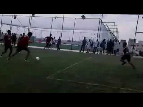 Goal scored by Abhigyan at VPLAY