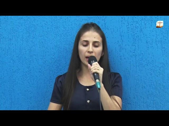 Em Jesus Tens a Palma da Vitória   Vanessa   Tabernáculo da Fé Campinas/SP.