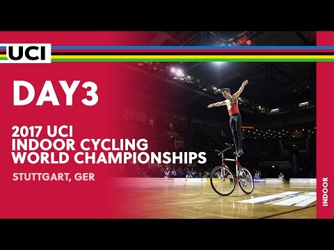 2016 UCI Indoor Cycling World Championships / Artistic Cycling - Day 3