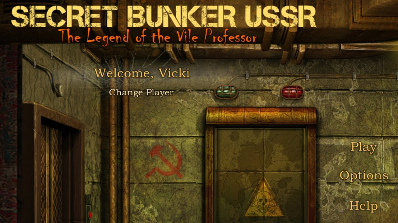 USSR secret bunkers