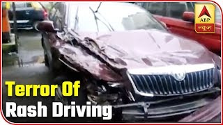 Sansani: Terror Of Rash Driving And Horrifying Accidents | ABP News