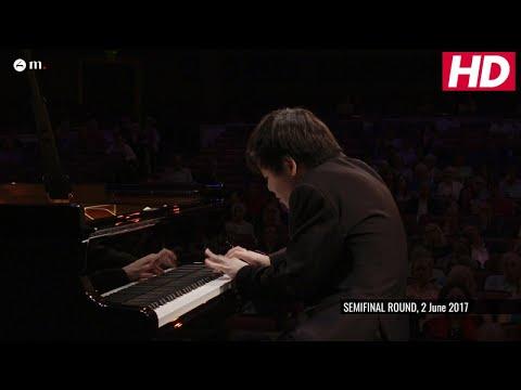 #Cliburn2017 SEMIFINAL RECITAL - Yutong Sun - Liszt: 3 Études de concert, S.144