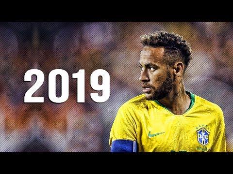 Neymar Jr Mi Gente Skills & Goals 2018-2019 HD