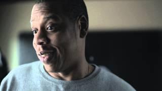 """Blue"" Jay-Z + Samsung + Magna Carta Holy Grail"