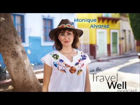 Monique Alvarez, an Expat, lives in Guanajuato Mexico talks Business, Family, and Lifestyle