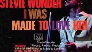 Watch Stevie Wonder Please Please Please video