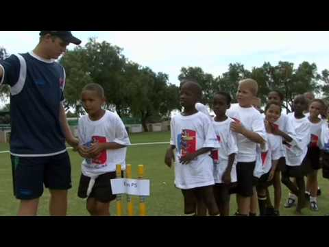 UNICEF: Cricket encourages healthy lifestyles in Namibia