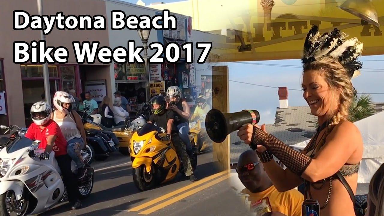 Daytona Bike Week 2017 Bikes S And Good Times