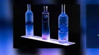 Led Liquor Cabinet Lighting