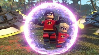 LEGO The Incredibles - Gameplay Trailer