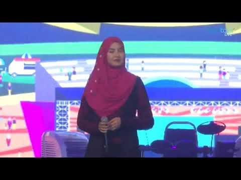 Wany Hasrita - Rintihan Rindu #KJM2017 di Ipoh