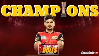 Pro Kabaddi 2018 | FINAL - Bengaluru Bulls vs Gujarat Fortunegiants | Match Highlight | HINDI