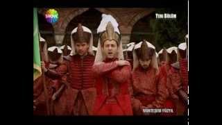 Yeniçeri ocağı - Bismişah ulufe duası Muhteşem Yüzyıl