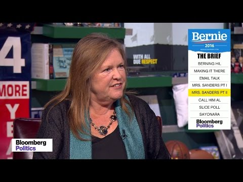 Jane Sanders on With All Due Respect (04/11/16)