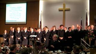 "Congregational Song ""As High as the Sky"""