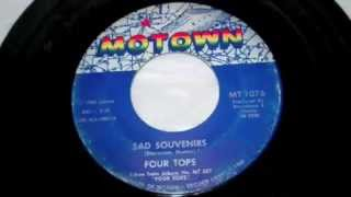 Four Tops - Sad Souvenirs 45 rpm!